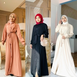 CELINA DRESS (PROMO - BUY 2 RM110 @ BUY 4 RM200 - CAN MIX OTHER DRESS)