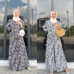 EZZY SET (BLOUSE + PALAZO) ( PROMO PKP - BUY 2 FOR RM150)