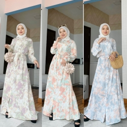 FEENAZ DRESS (PROMO - BUY 2 RM110 @ BUY 4 RM200 - CAN MIX OTHER DRESS)