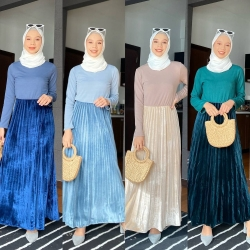 LUCY DRESS (PROMO - BUY 2 RM110 @ BUY 4 RM200 - CAN MIX OTHER DRESS)